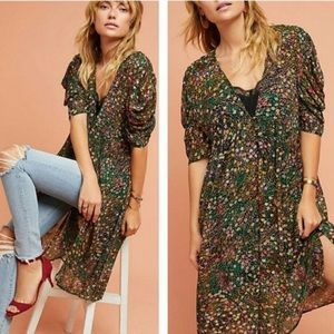 Anthropologie Dresses - ‼️Anthropologie Valencia Tunic Dress Small‼️